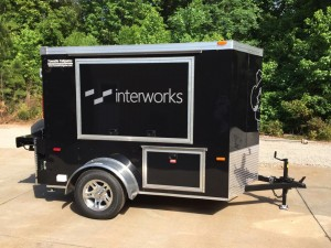 Congratulations to InterWorks, Inc. on their NEW Towable Tailgate™