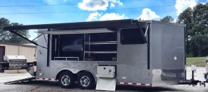 NEW Towable Tailgates™ VIP Tailgate Suite™