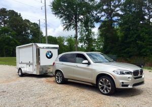 New BMW marketing trailer by Towable Tailgate™